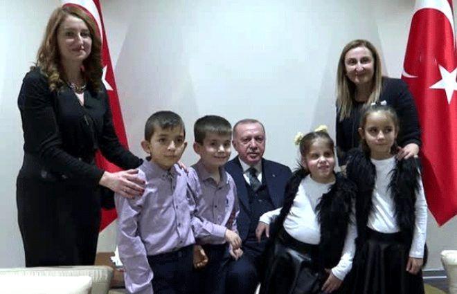 Bu mutluluk görülmeye değer! Cumhurbaşkanı Erdoğan'a engelli öğrencilerden özel hediye - Sayfa 4