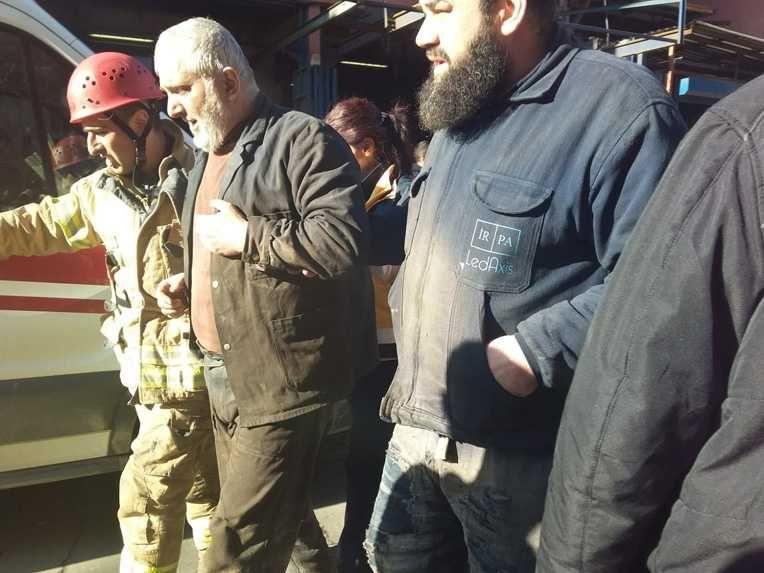 Başakşehir'de sanayi sitesinde korkunç patlama: Ölü ve yaralılar var - Sayfa 4