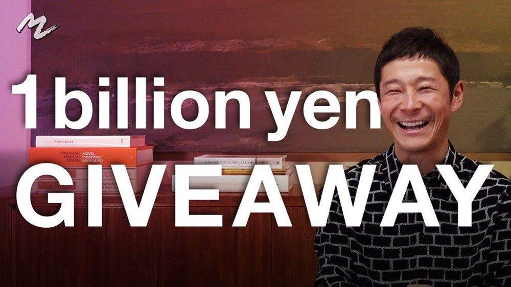 Japon milyarder Yusaku Maezawa 1000 kişiye 54'er bin lira dağıtacak - Sayfa 2