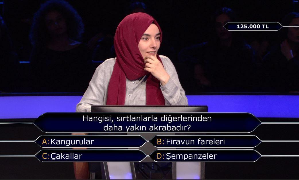 Kim Milyoner Olmak İster'e Ümmü Gülsüm Genç damga vurdu! Türkiye onu konuşuyor - Sayfa 3