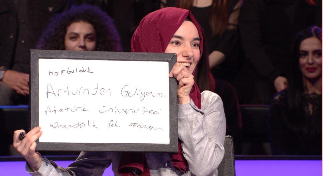 Kim Milyoner Olmak İster'e Ümmü Gülsüm Genç damga vurdu! Türkiye onu konuşuyor - Sayfa 4