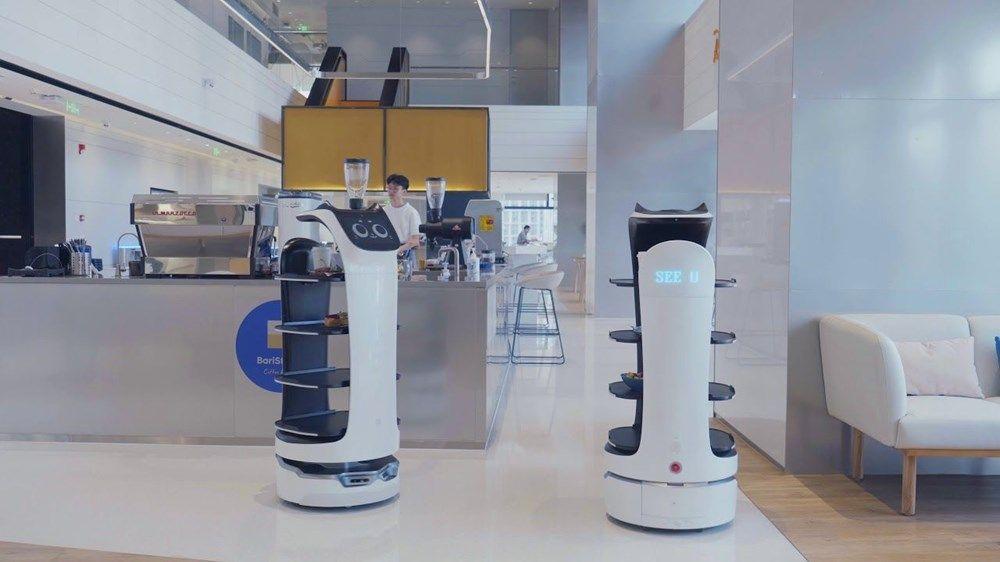 Robotlar günlük yaşama hızlı girecek (Her ihtiyaca uygun yeni nesil robotlar) - Sayfa 4