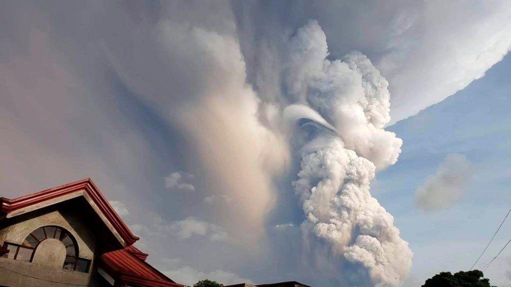 Filipinler'de Taal Yanardağı'nda ikinci patlama - Sayfa 2