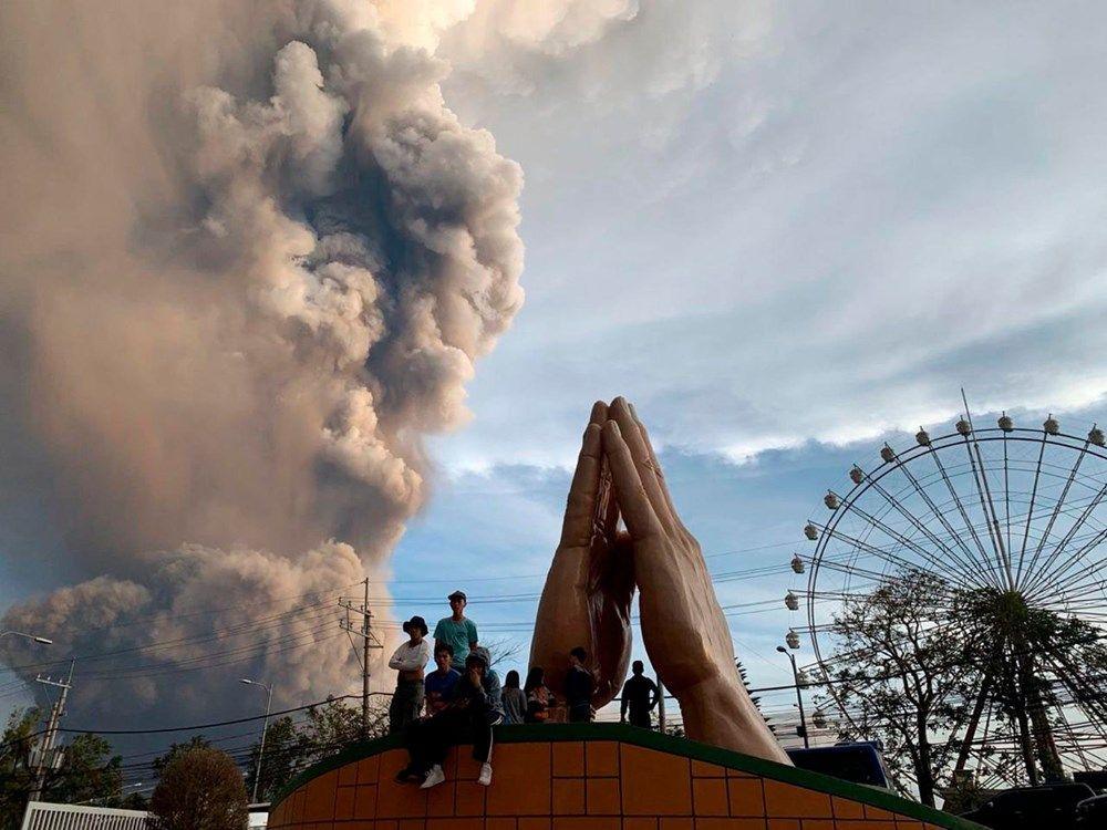 Filipinler'de Taal Yanardağı'nda ikinci patlama - Sayfa 3