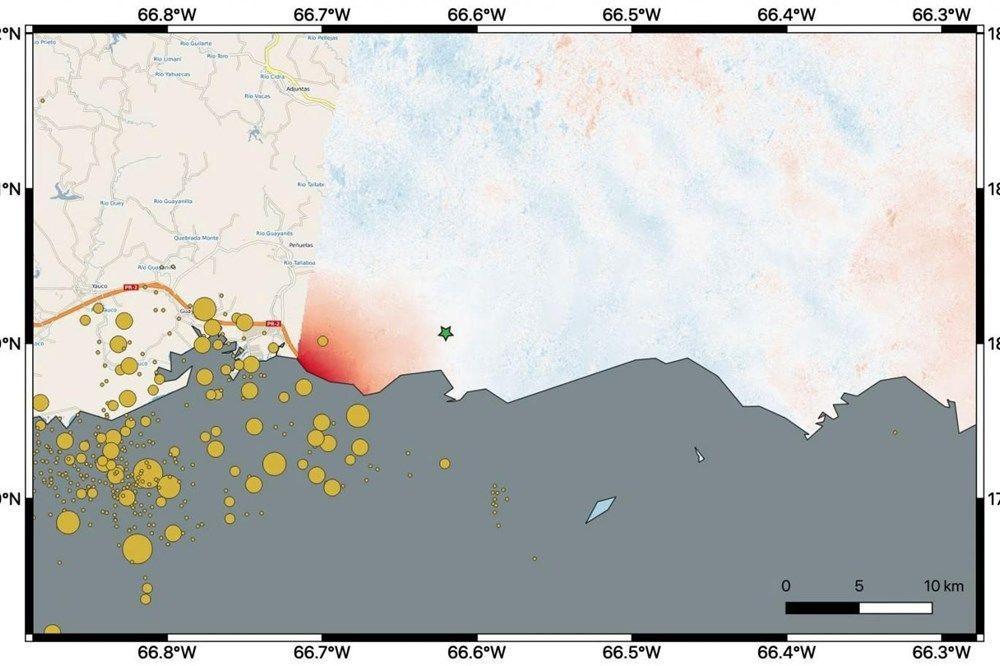 NASA görüntüledi!.. İki haftada 2 bin deprem o ülkenin haritasını değiştirdi! - Sayfa 1