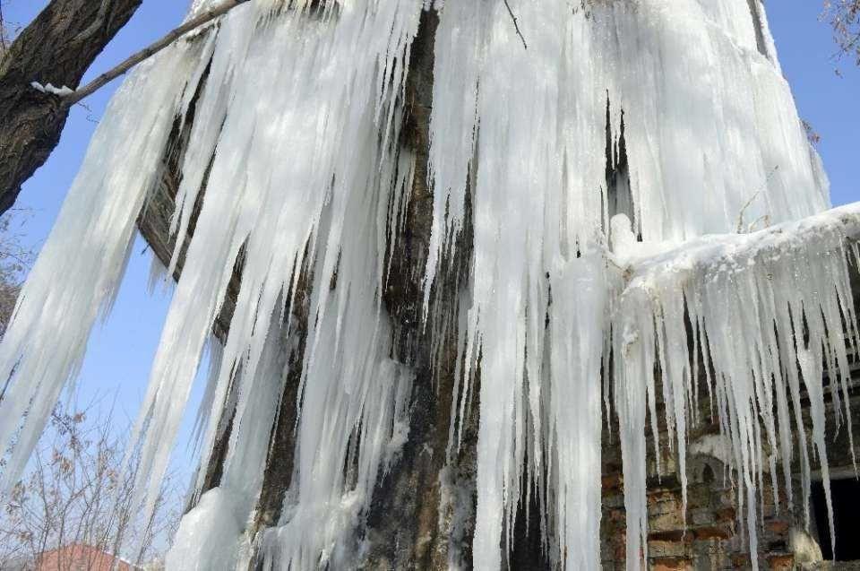 Ağrı'da hayat adeta buz kesti! - Sayfa 2