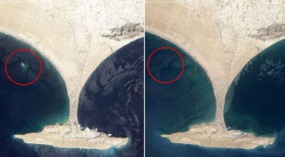 NASA görüntüledi!.. İki haftada 2 bin deprem o ülkenin haritasını değiştirdi! - Sayfa 2