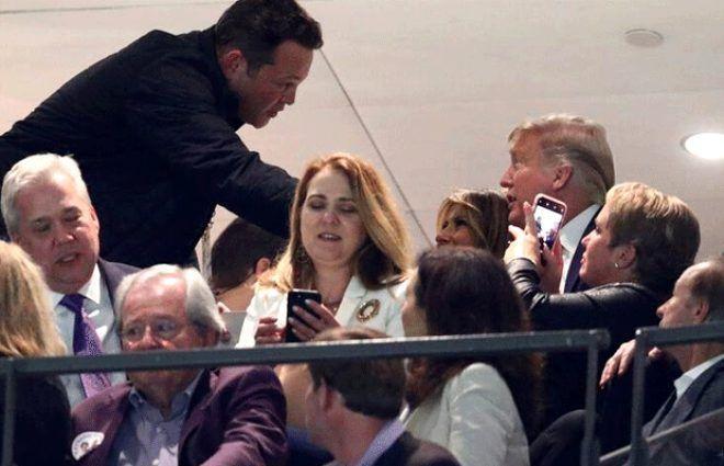 Melania Trump yine yaptı yapacağını Binlerce kişi canlı yayında izledi - Sayfa 2