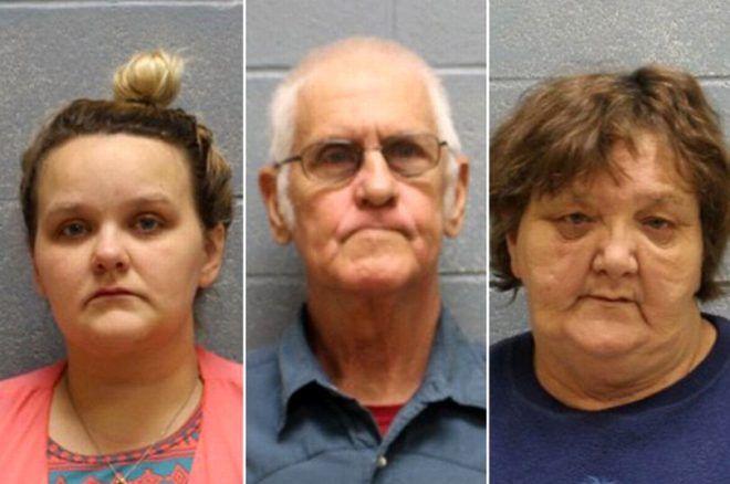 Polis baskını ortaya çıkardı! Canavar aile, 4 çocuğu tahta kafese kilitleyip işkence etti - Sayfa 1
