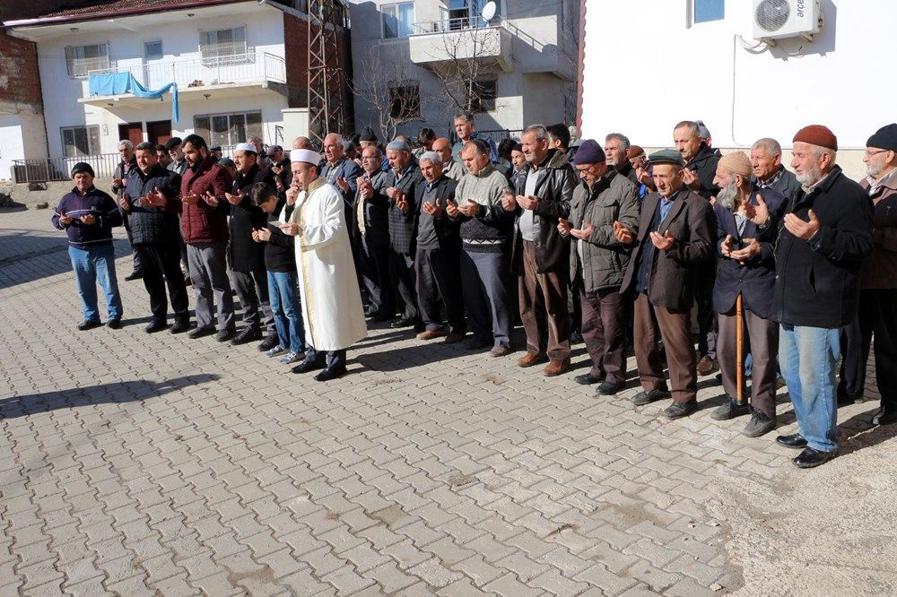 Tokat'ta köylüler kar duasına çıktı - Sayfa 3