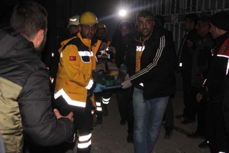 Elazığ'da yaşanan 6.8 büyüklüğündeki deprem sonrası  görüntüler... - Sayfa 2