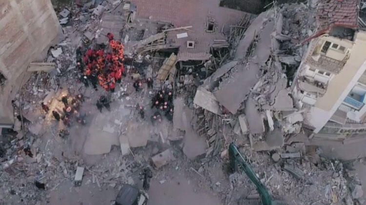 Elazığ'daki 6.8 büyüklüğündeki deprem sonrası son fotoğraflar - Sayfa 3