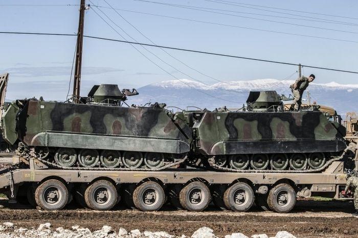 İdlib'deki gözlem noktalarına komando ve zırhlı araç sevkiyatı - Sayfa 3