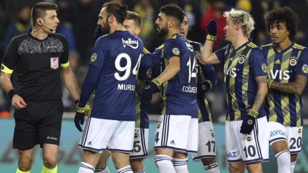 Fenerbahçe ligden çekiliyor mu?