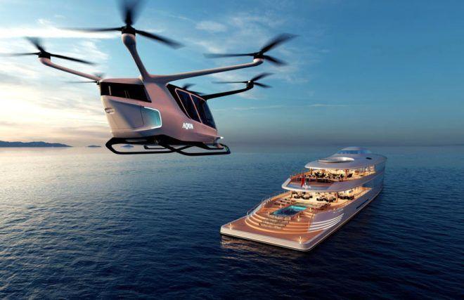 Helikopter pisti, havuz ne ararsan var! İşte ünlü iş adamı Bill Gates'in 645 milyon dolarlık çevre dostu yatı - Sayfa 2