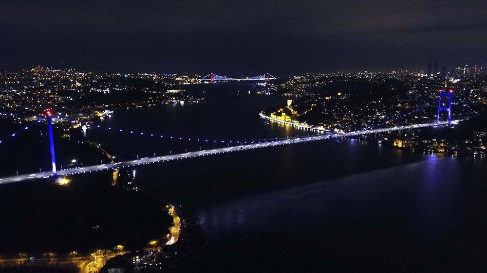 İstanbul'un simgeleri mor renge büründü (Dünya Epilepsi Günü) - Sayfa 3