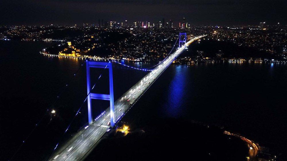 İstanbul'un simgeleri mor renge büründü (Dünya Epilepsi Günü) - Sayfa 4