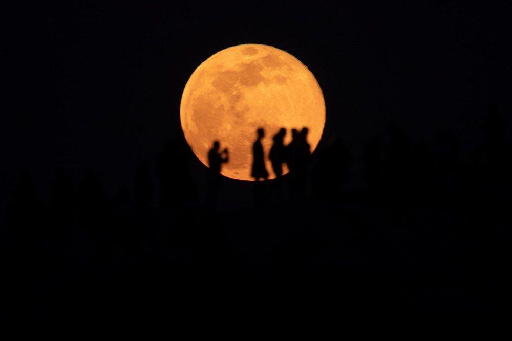 Türkiye ve dünyadan Süper Ay manzaraları - Sayfa 1