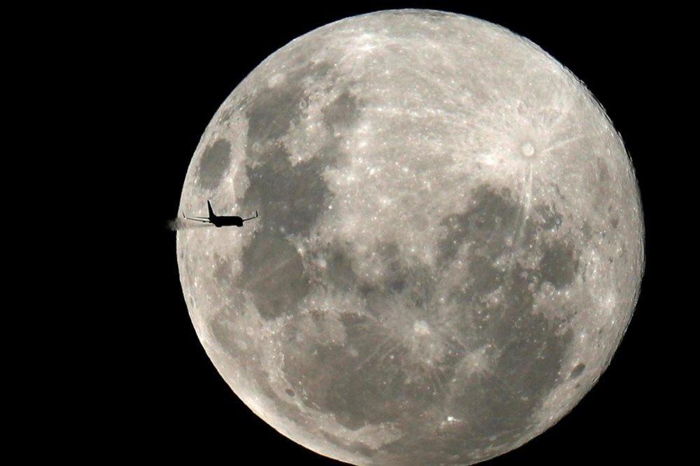 Türkiye ve dünyadan Süper Ay manzaraları - Sayfa 2