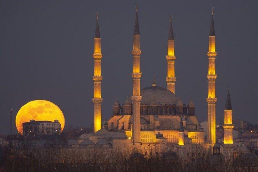 Türkiye ve dünyadan Süper Ay manzaraları - Sayfa 3