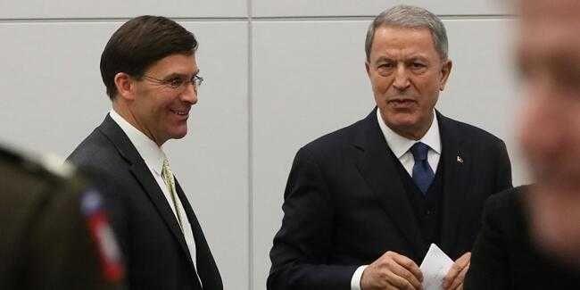 Türkiye temaslarını sürdürüyor... Gözler NATO Karargahı'nda! Dünyaya böyle poz verdiler - Sayfa 1