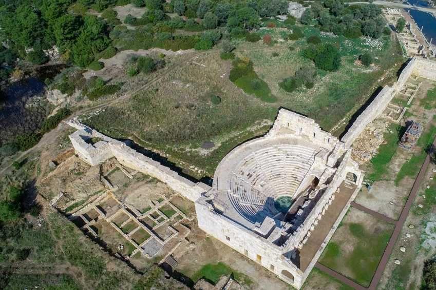2020'de gözler, 6 bin yıllık miras Patara'da olacak - Sayfa 2