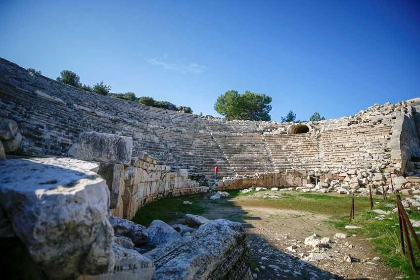 2020'de gözler, 6 bin yıllık miras Patara'da olacak - Sayfa 3