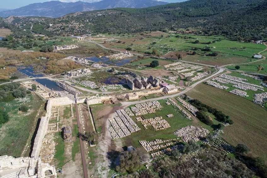 2020'de gözler, 6 bin yıllık miras Patara'da olacak - Sayfa 4