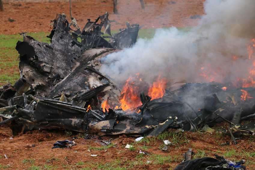 Esed rejimine ait helikopter düşürüldü - Sayfa 1