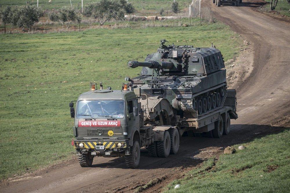 TSK'dan Suriye sınırına yoğun sevkiyat - Sayfa 3