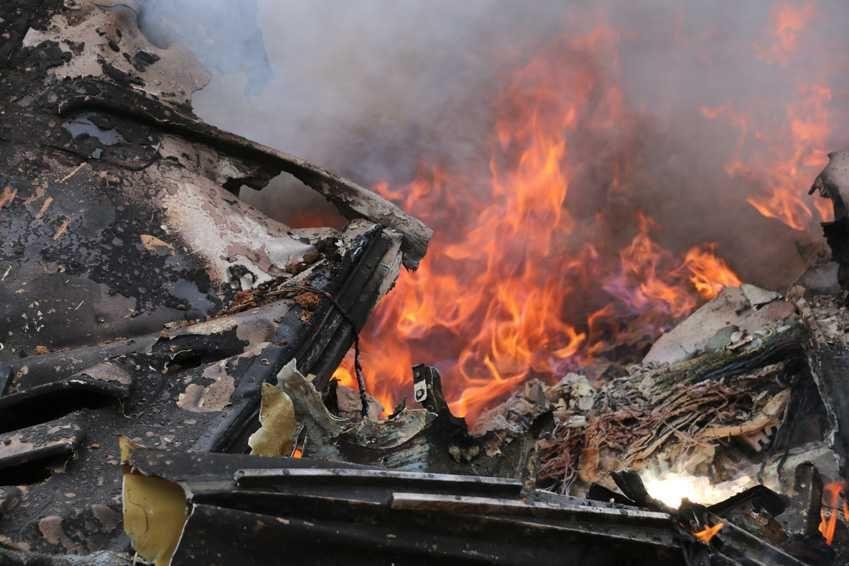 Esed rejimine ait helikopter düşürüldü - Sayfa 4