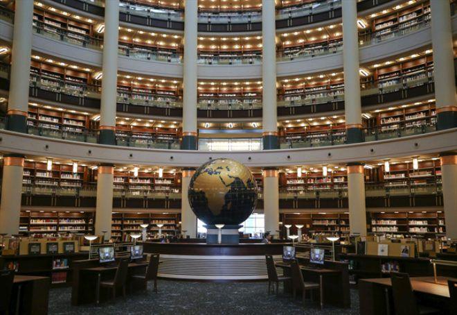 Cumhurbaşkanı Erdoğan'ın, açılışını yapacağı Millet Kütüphanesi'ndeki 16 sütun bakın ne anlama geliyor! - Sayfa 2
