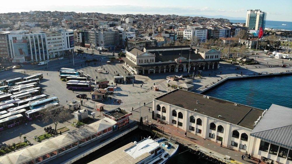Sessiz sokaklar eski İstanbul'u hatırlattı (İstanbul 1965'te nasıldı?) - Sayfa 1