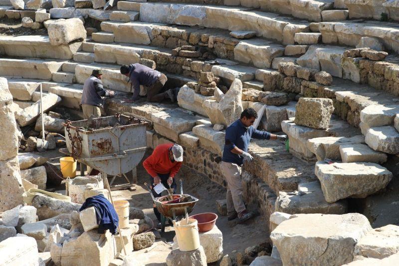 Laodikya'da 2 bin yıllık güneş saati bulundu - Sayfa 2