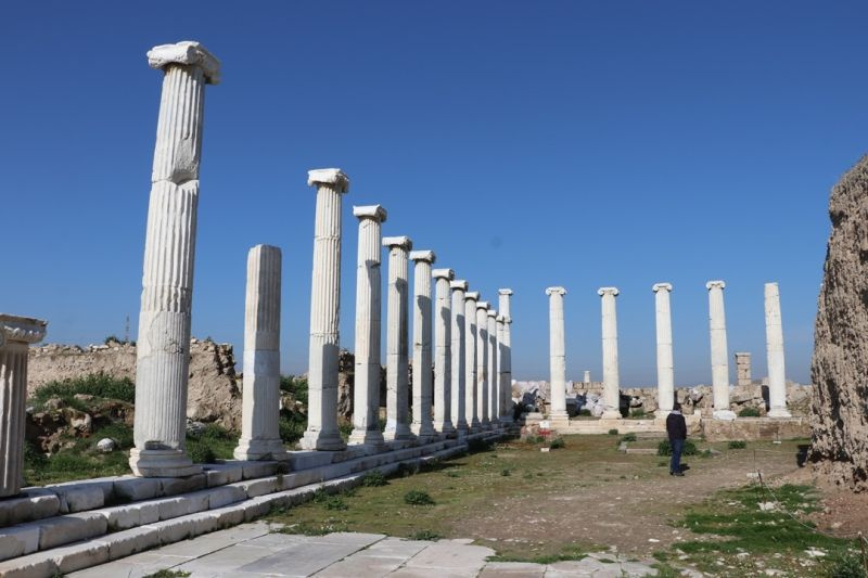 Laodikya'da 2 bin yıllık güneş saati bulundu - Sayfa 3