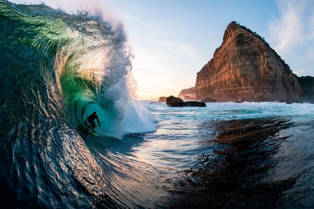 2020'nin en iyi sörf fotoğrafları seçildi - Sayfa 1