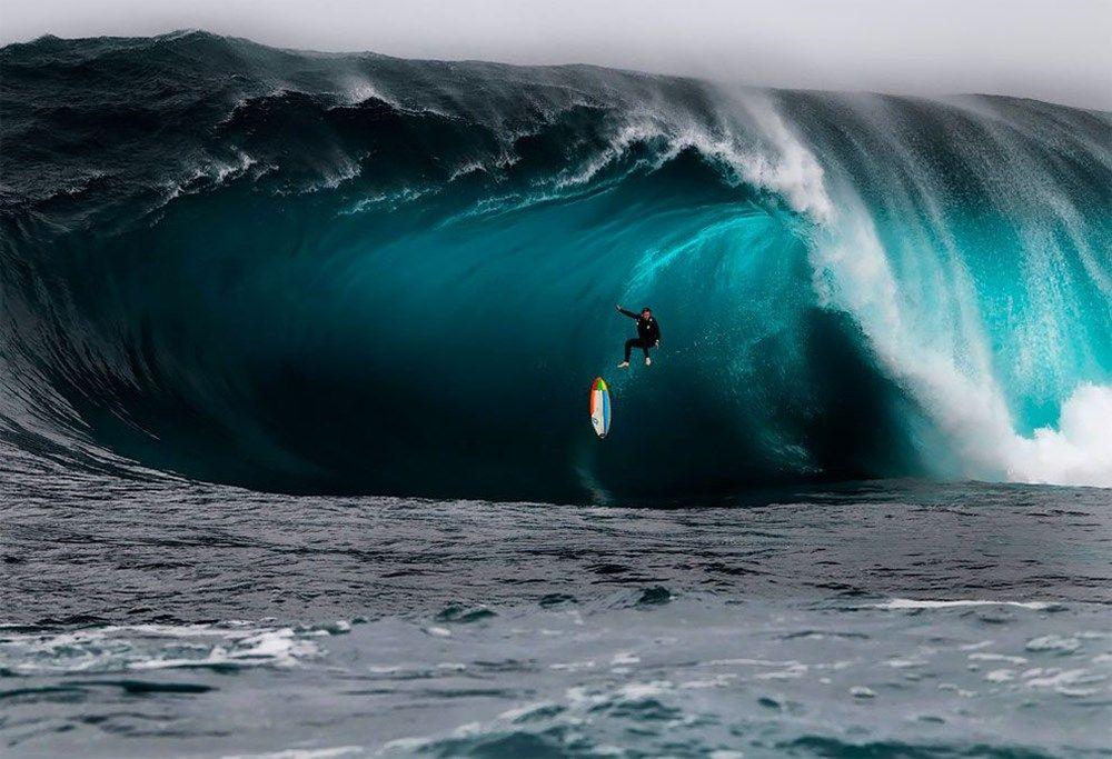 2020'nin en iyi sörf fotoğrafları seçildi - Sayfa 2