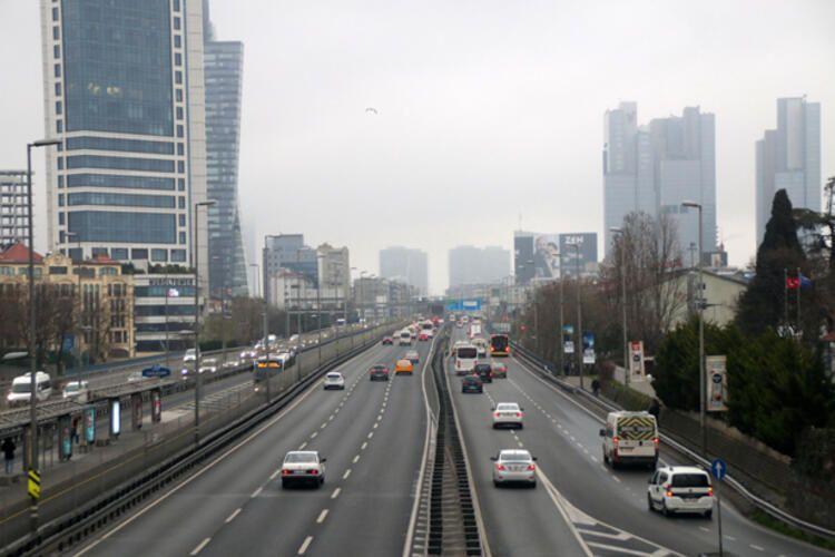 İstanbul'un Pazartesi trafiğine corona etkisi! - Sayfa 3