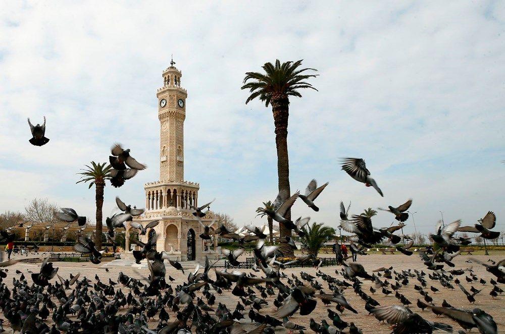 İzmir'de meydanlar boş kaldı - Sayfa 4