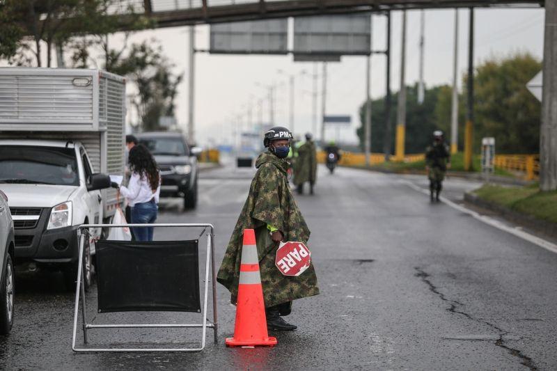 Kolombiya'da genel karantina uygulanmaya başlandı - Sayfa 2