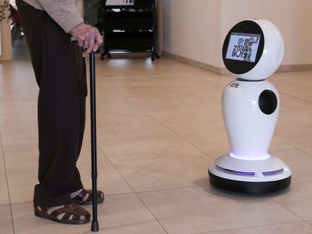 İşte corona virüs ile mücadele eden robotlar - Sayfa 1