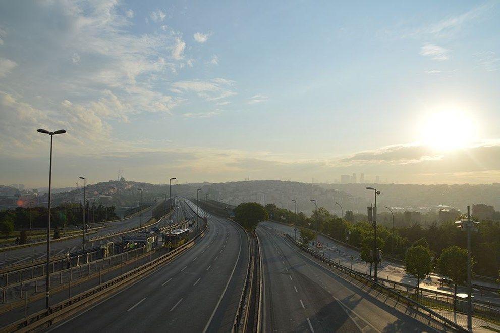 4 günlük kısıtlamanın ilk gününde İstanbul - Sayfa 3