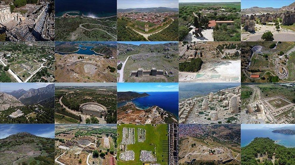 Türkiye'nin antik kentleri ziyaretçilerini bekliyor - Sayfa 1