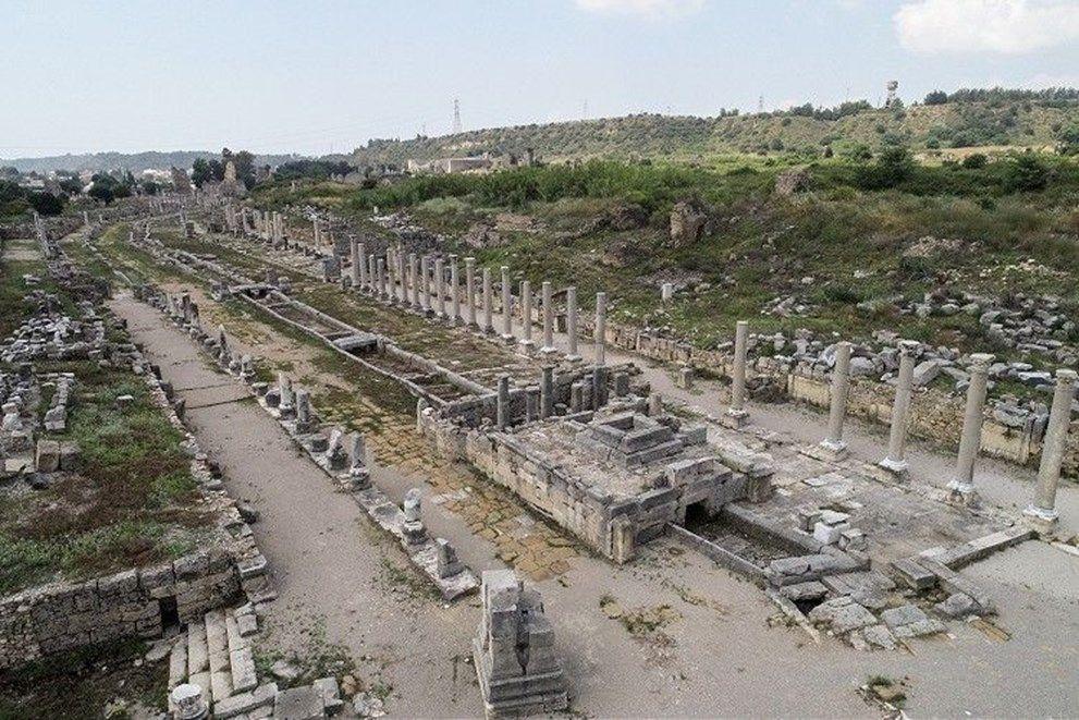 Türkiye'nin antik kentleri ziyaretçilerini bekliyor - Sayfa 2