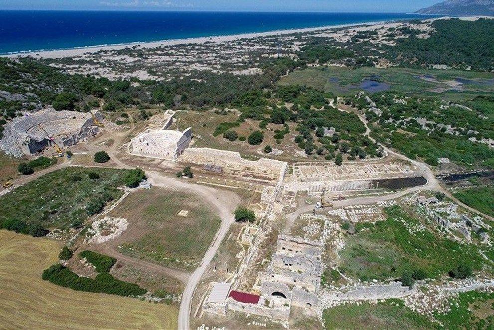Türkiye'nin antik kentleri ziyaretçilerini bekliyor - Sayfa 3