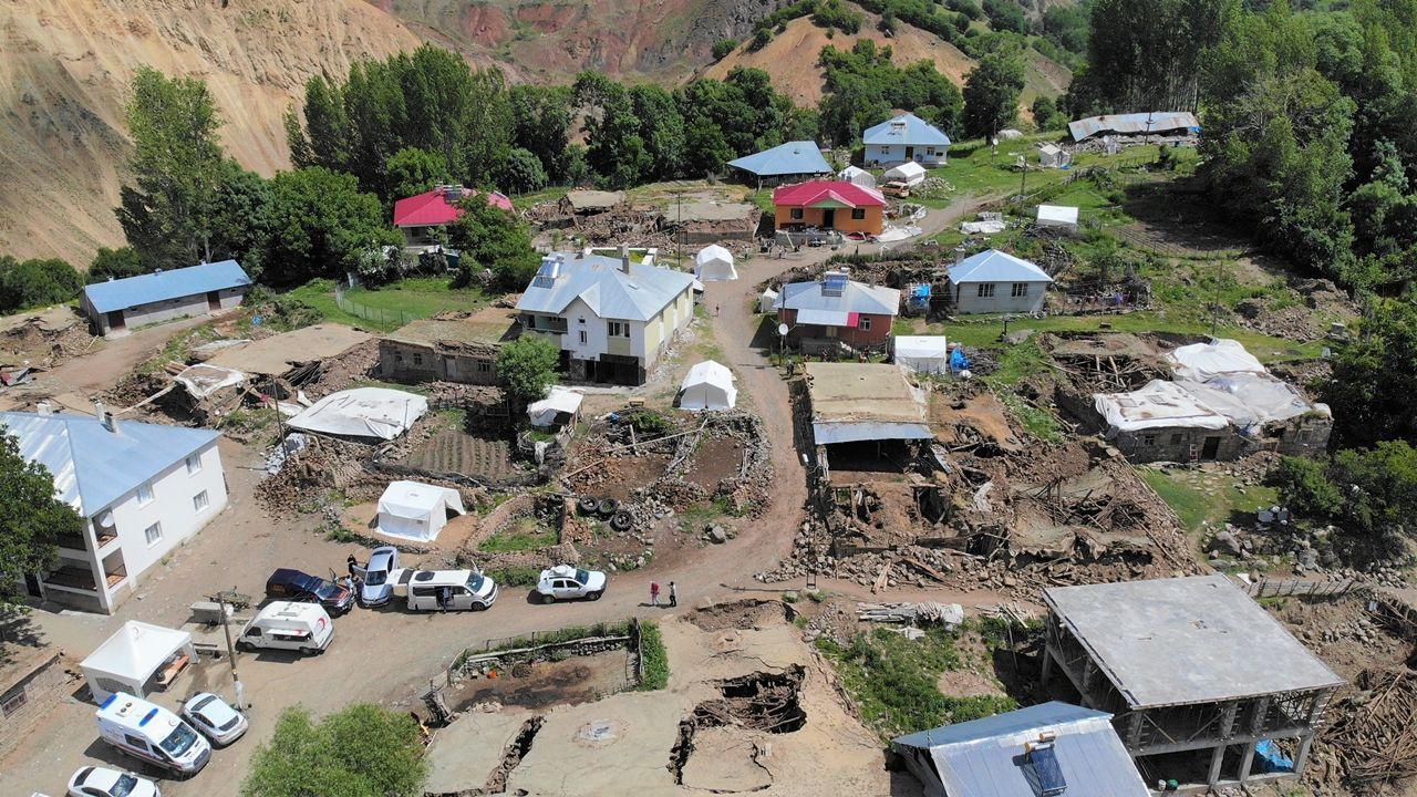Bingöl'de deprem bölgesinde yaşam - Sayfa 1