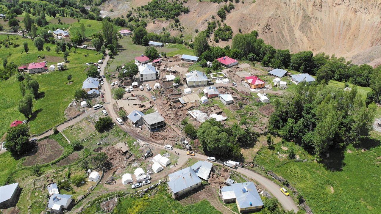 Bingöl'de deprem bölgesinde yaşam - Sayfa 2