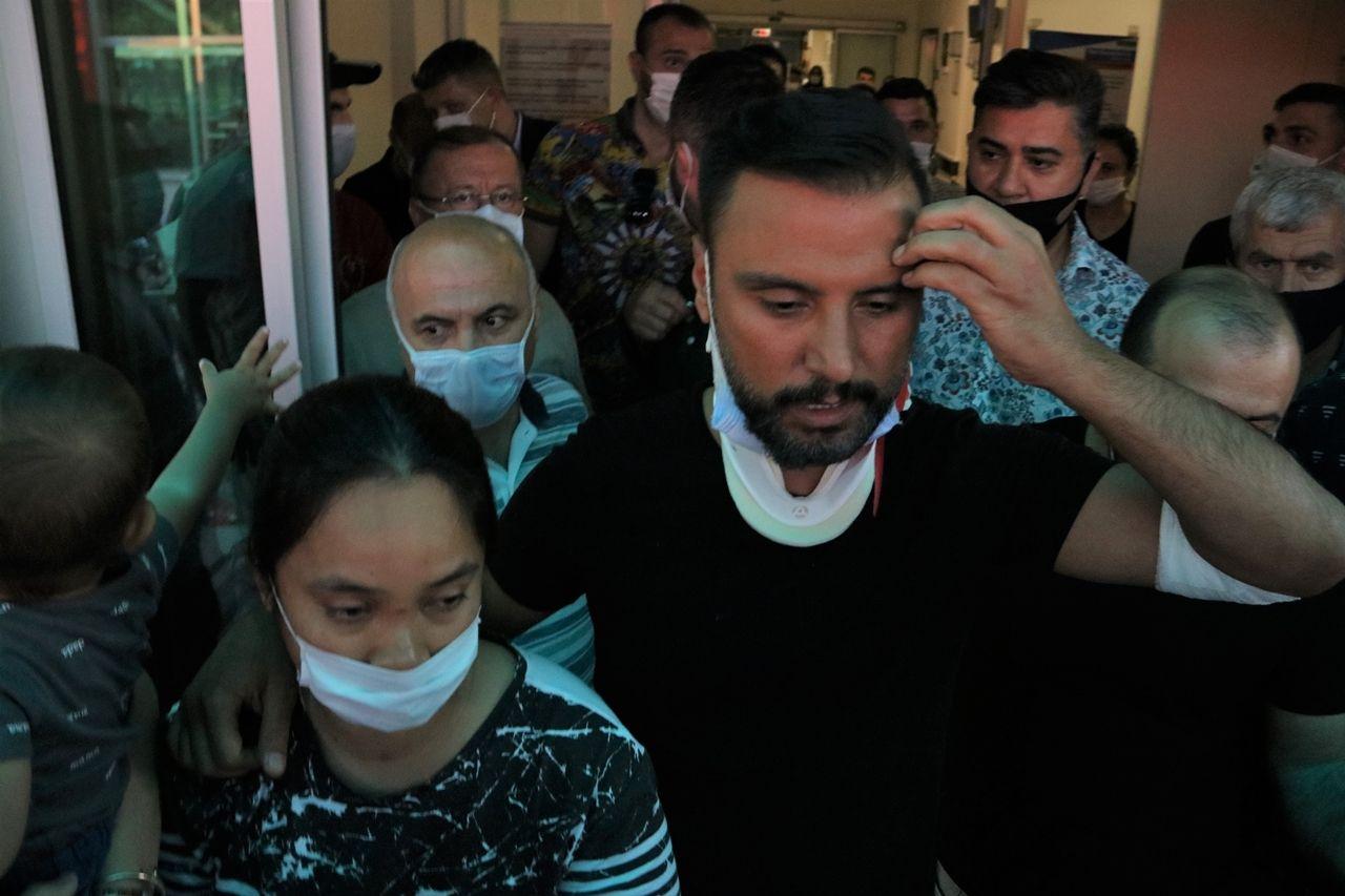 Kaza yapan şarkıcı Alişan, ailesiyle birlikte hastaneden taburcu oldu - Sayfa 2