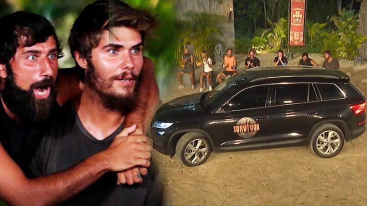 Survivor'da araba ödülünü kim kazandı? İkinci araba geldi - Sayfa 1