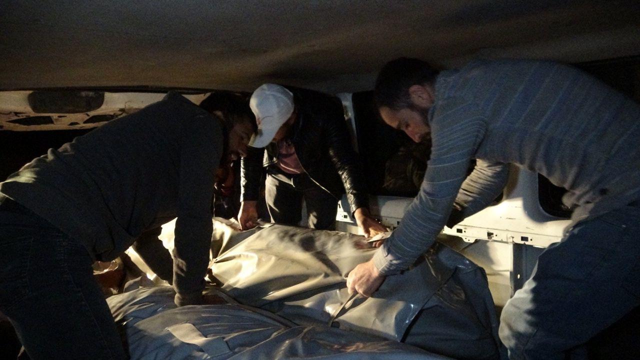 Depremzedelere çadır dağıtımına başlandı - Sayfa 3